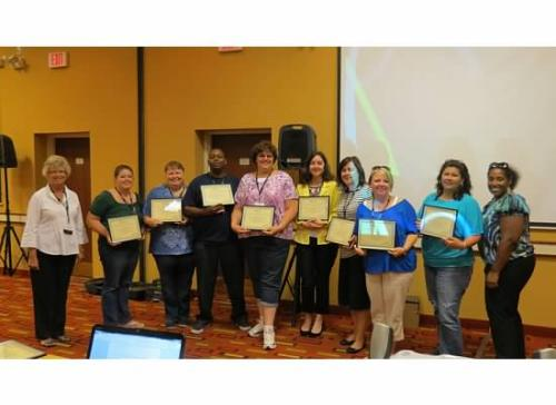New Certified Healthcare Access Managers