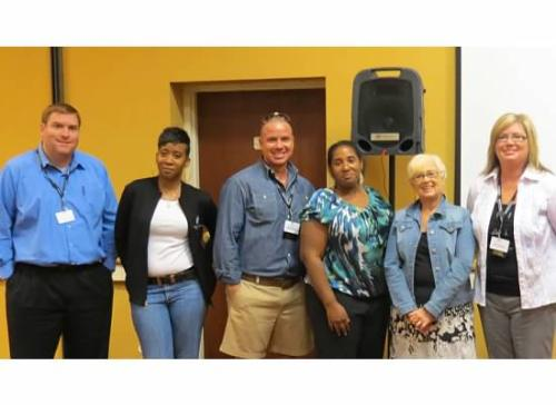 Welcome - New Board Members and Chair