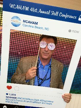 Stayin' Alive - NCAHAM 41st Annual Fall Conference Kickoff!